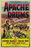 Apache Drums Movie Poster