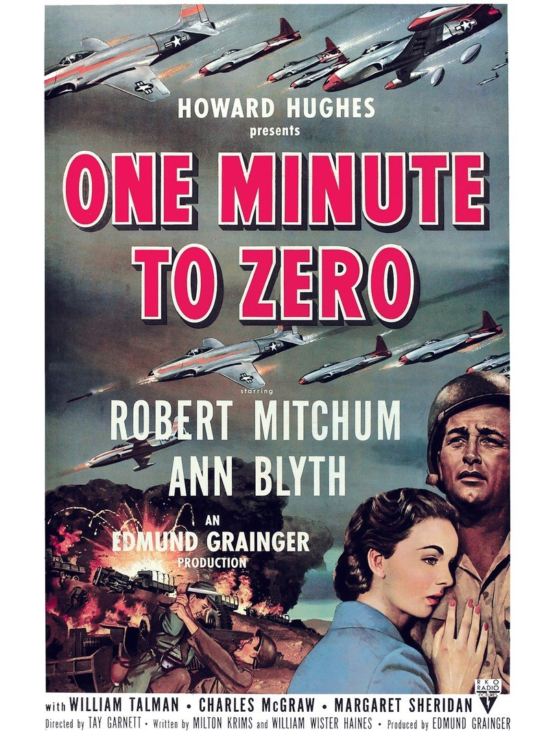 One Minute to Zero Movie Poster