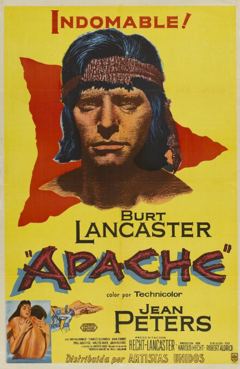 Apache Movie Poster