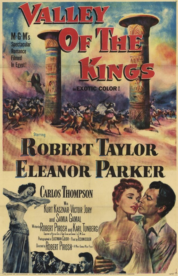 Valley of the Kings Movie Poster