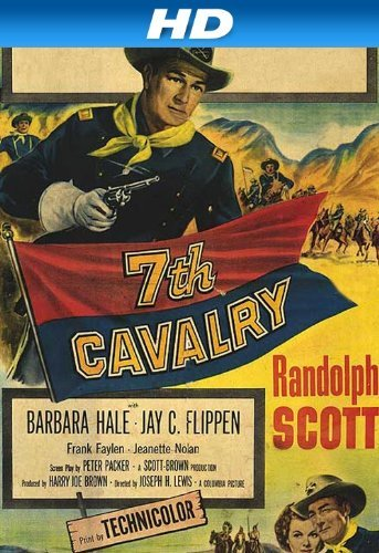 7th Cavalry Movie Poster