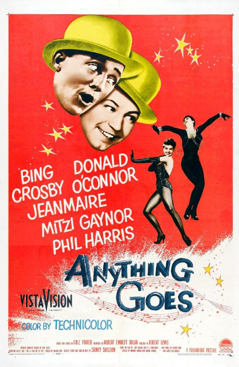 Anything Goes Movie Poster