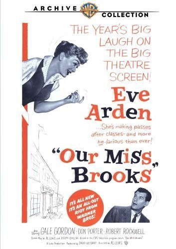 Our Miss Brooks Movie Poster