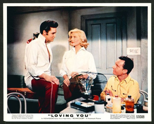 Loving You Movie Poster