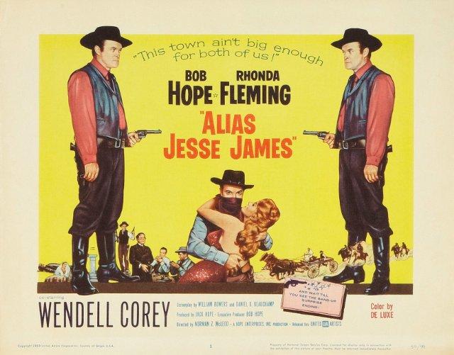 Alias Jesse James Movie Poster