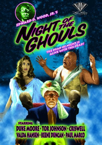 Night of the Ghouls Movie Poster