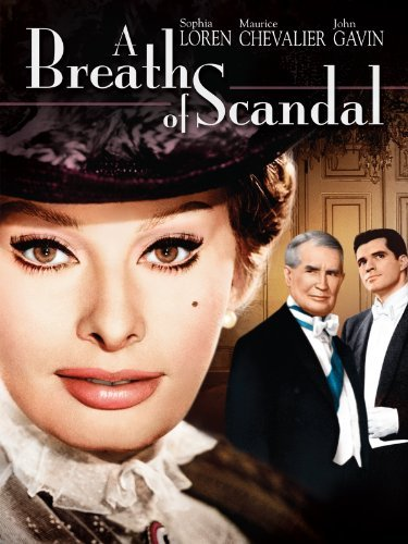 A Breath of Scandal Movie Poster