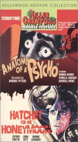 Anatomy of a Psycho Movie Poster