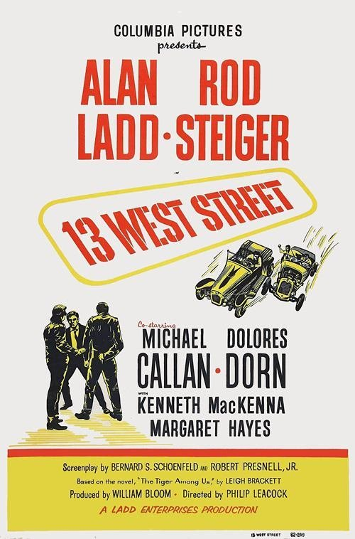 13 West Street Movie Poster
