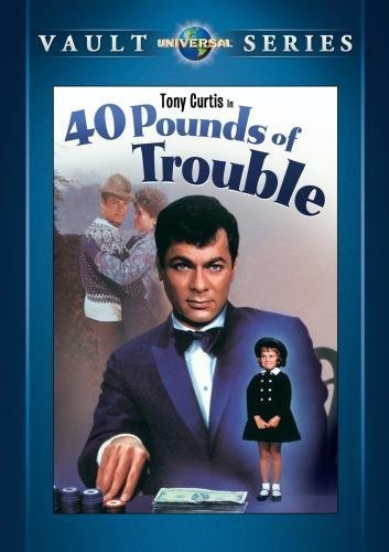40 Pounds of Trouble Movie Poster