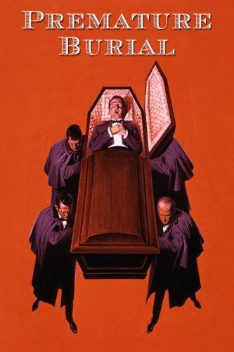 Premature Burial Movie Poster