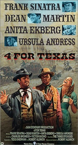 4 for Texas Movie Poster