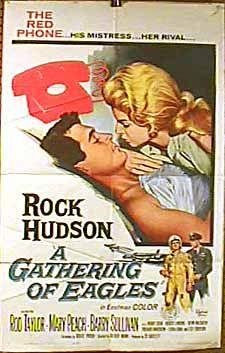 A Gathering of Eagles Movie Poster