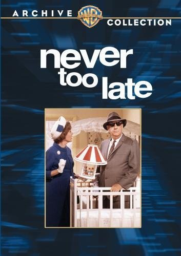 Never Too Late Movie Poster