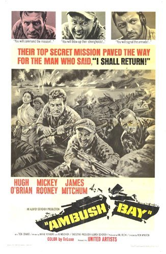 Ambush Bay Movie Poster