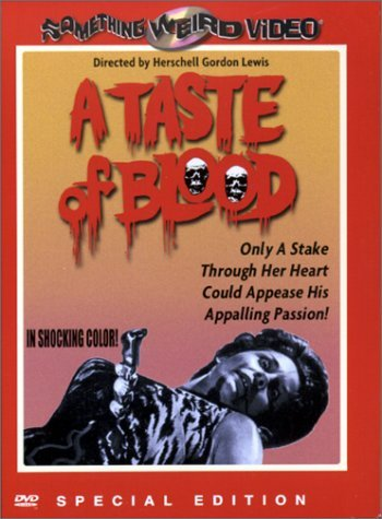 A Taste of Blood Movie Poster