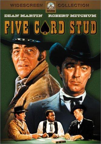 5 Card Stud Movie Poster