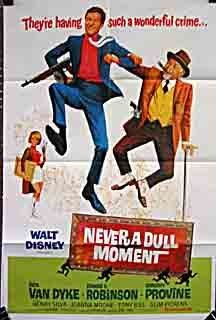 Never a Dull Moment Movie Poster