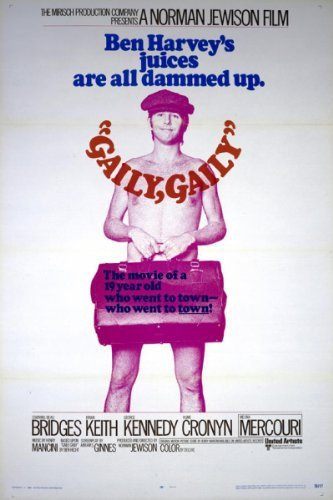 Gaily, Gaily Movie Poster