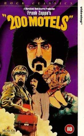 200 Motels Movie Poster