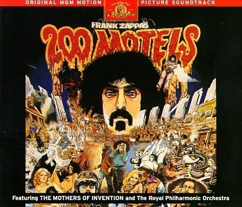 200 Motels Movie Poster