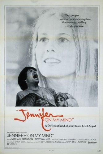 Jennifer on My Mind Movie Poster