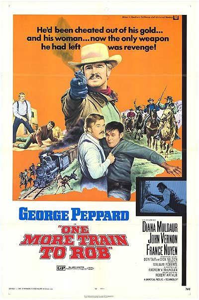 One More Train to Rob Movie Poster