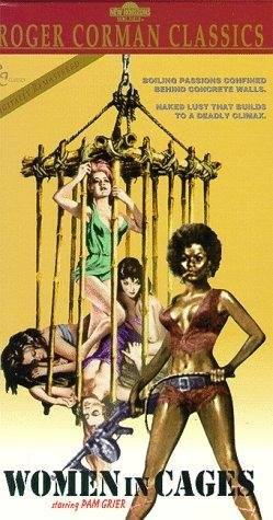 Women in Cages Movie Poster
