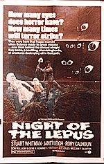 Night of the Lepus Movie Poster