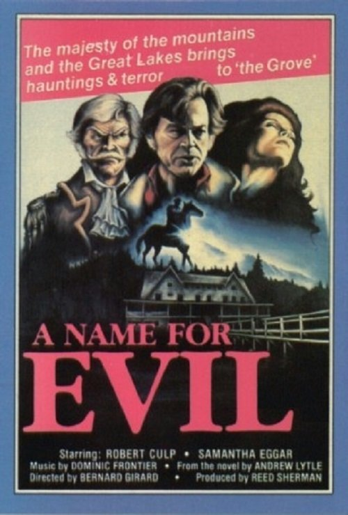A Name for Evil Movie Poster