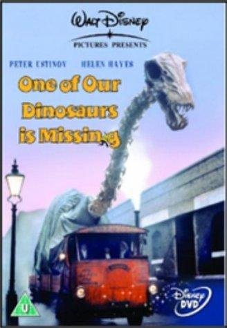 One of Our Dinosaurs Is Missing Movie Poster