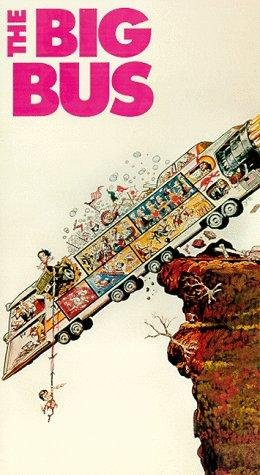 The Big Bus Movie Poster