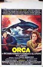 Orca Movie Poster