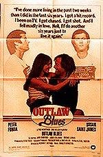 Outlaw Blues Movie Poster