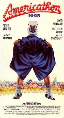 Americathon Movie Poster