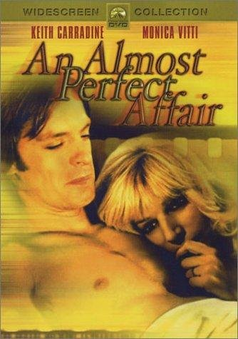 An Almost Perfect Affair Movie Poster