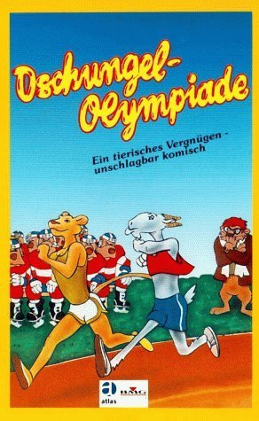 Animalympics Movie Poster