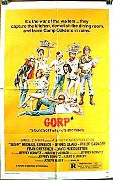 Gorp Movie Poster