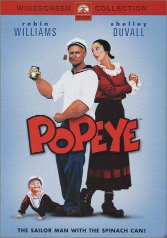 Popeye Movie Poster