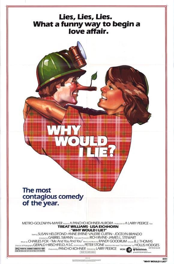 Why Would I Lie? Movie Poster