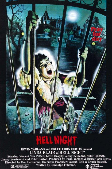Hell Night Movie Poster