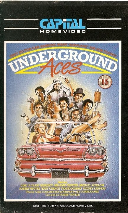 Underground Aces Movie Poster