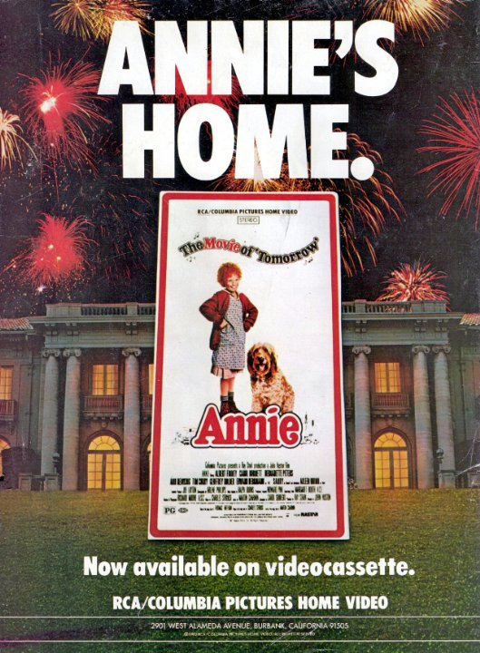 Annie Movie Poster