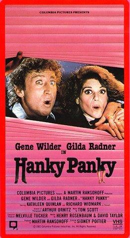 Hanky Panky Movie Poster