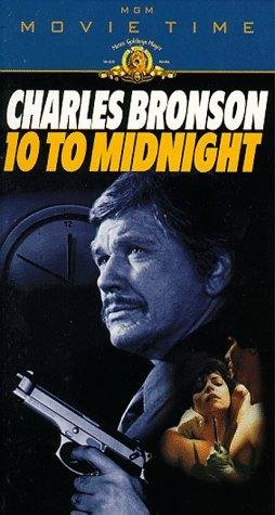 10 to Midnight Movie Poster