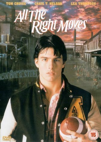 All the Right Moves Movie Poster