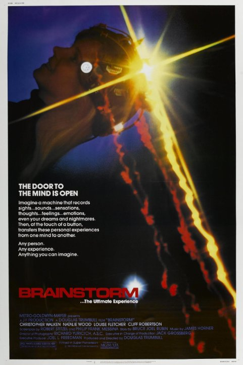 Brainstorm Movie Poster