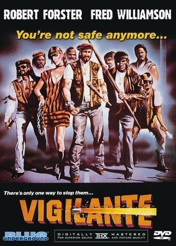 Vigilante Movie Poster