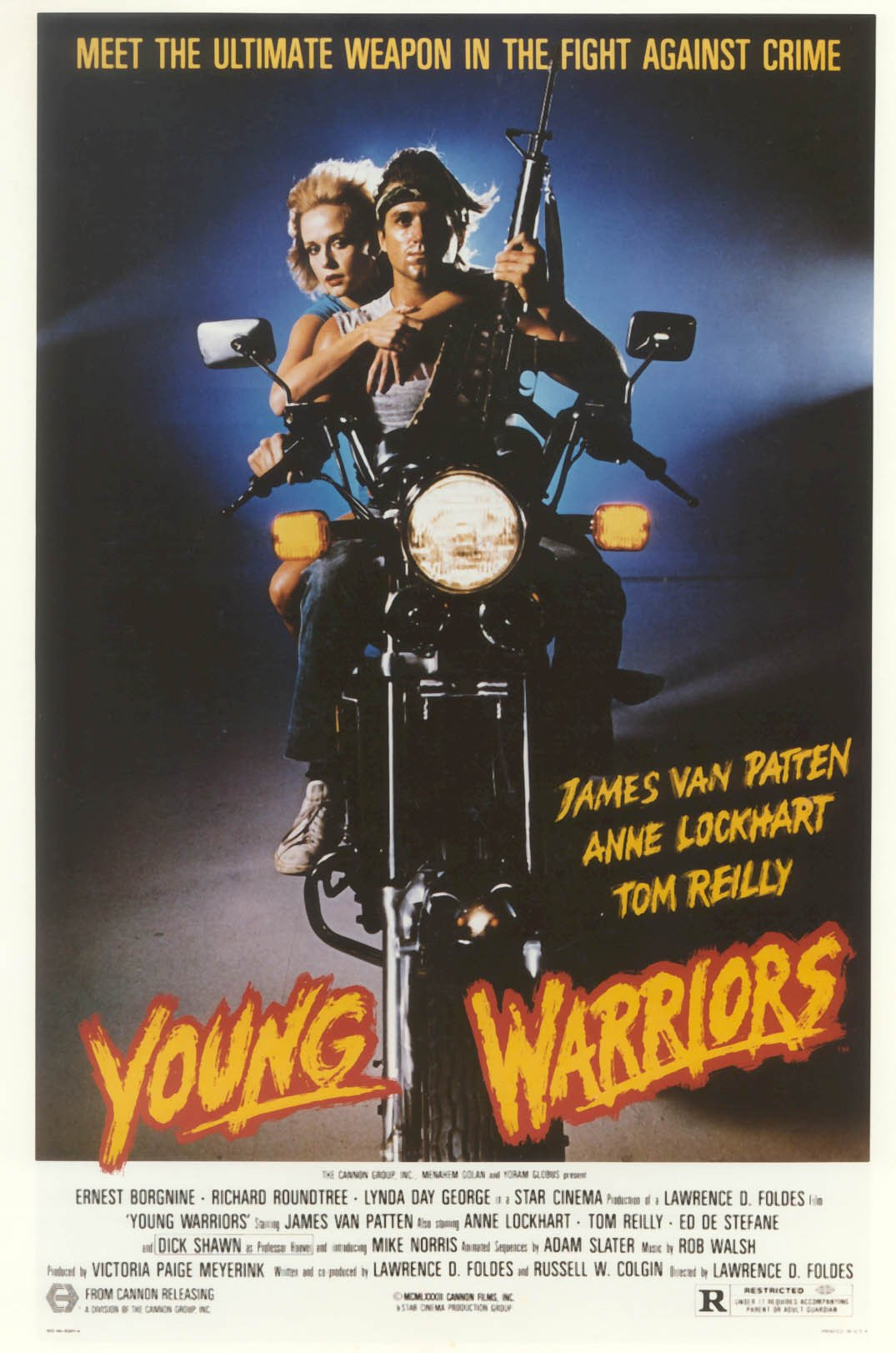 Young Warriors Movie Poster