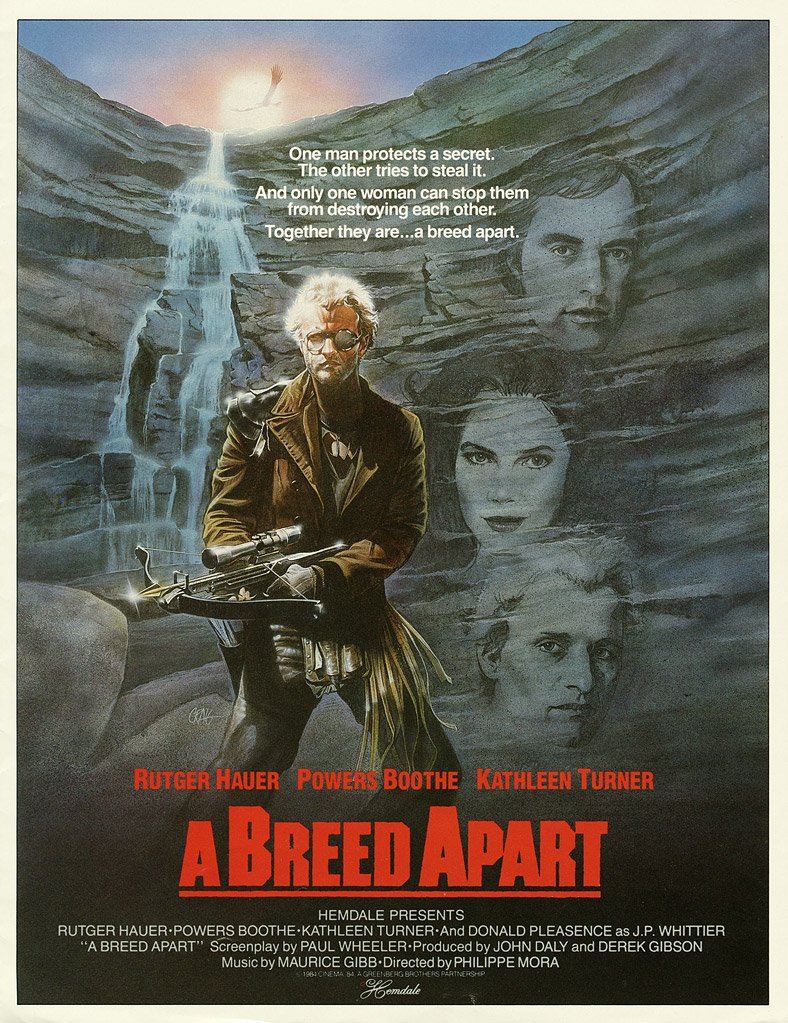 A Breed Apart Movie Poster